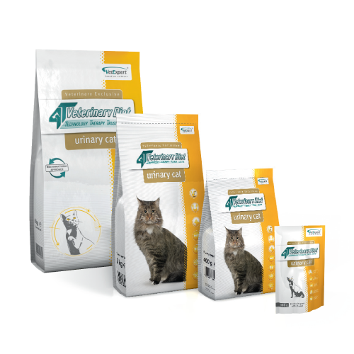 4T Urinary for cats